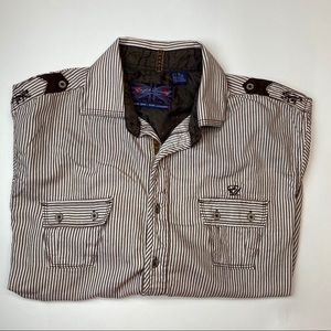 ENGLISH LAUNDRY XL CASUAL BUTTON DOWN